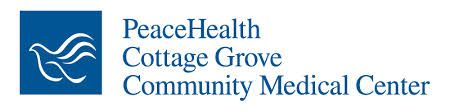 PeaceHealth Cottage Grove Community Hospital